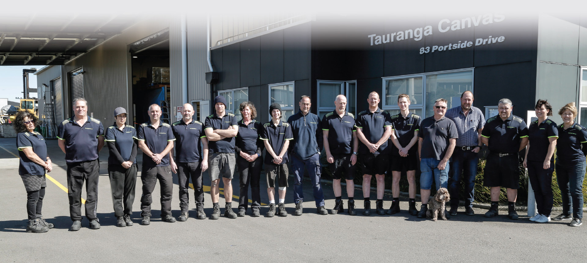 Tauranga Canvas Meet the Team
