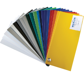 Tauranga Canvas Tarpaulin Colour Samples