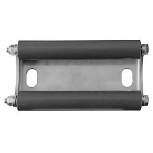 Tauranga Canvas C/S Angled Flat Pole Roller
