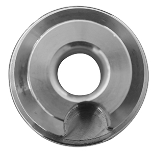 Tauranga Canvas Elliptical End Plug